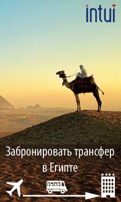 Забронировать трансфер в Египте - 240*400